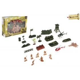 Набор солдат армейское снаряжение