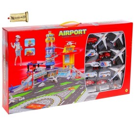 """Игровой набор """"Аэропорт"""""""