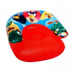 """Кресло надувное детское """"Angry Birds"""""""