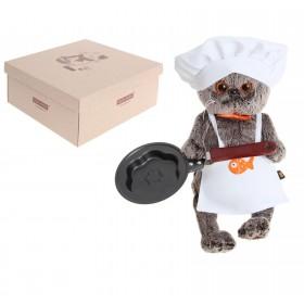 Басик- повар со сковородкой