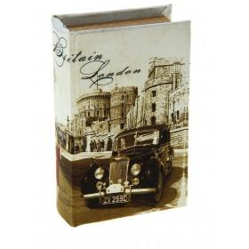 """Сейф-книга """"Путешествие в старый Лондон"""""""
