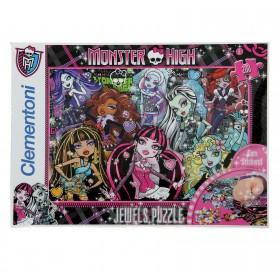 Пазлы 200эл Убийственно великолепны. Monster High