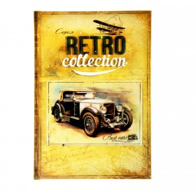 "Ежедневник ""Best cars. Серия Retro Collection"" 96 листов"