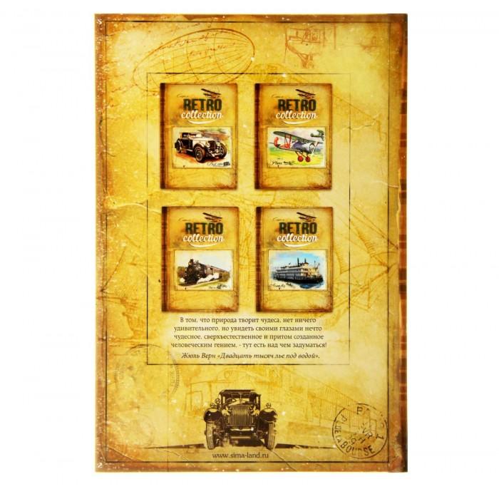 """Ежедневник """"Best cars. Серия Retro Collection"""" 96 листов"""