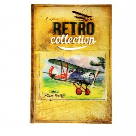 "Ежедневник ""Plane. Серия Retro Collection"" 96 листов"