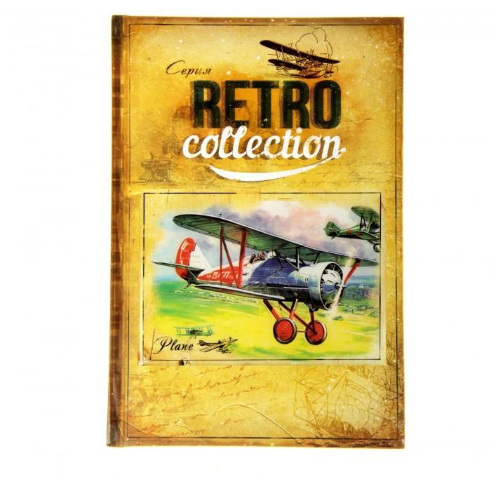 "Ежедневник ""Plane. Серия Retro Collection"" 96 листов"