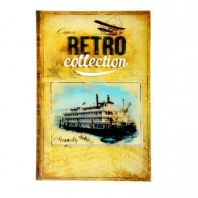 "Ежедневник ""Steamship. Серия Retro Collection"" 96 листов"