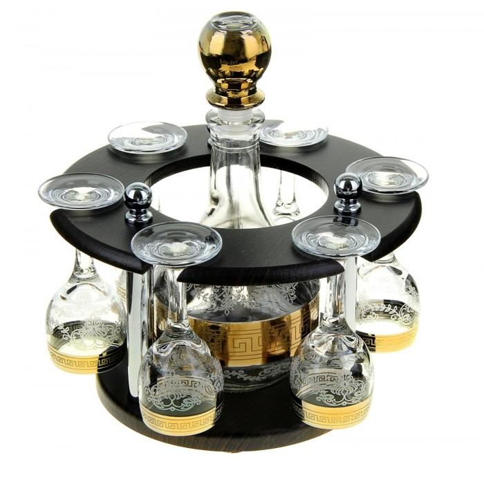 Мини-бар 7 предметов кольцо, гравировка
