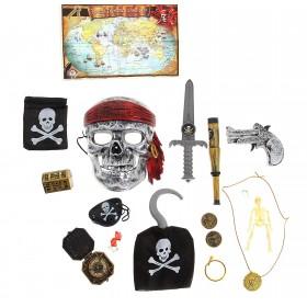 """Набор пирата """"Корсар"""", 15 предметов"""