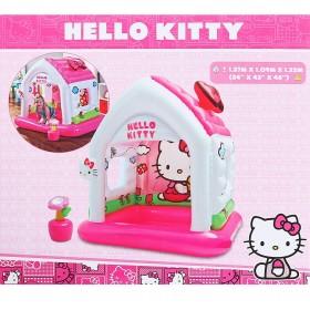 """Надувной домик детский """"Hello Kitty"""", от 3 до 8 лет"""