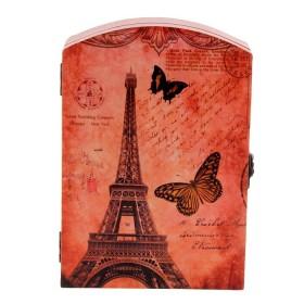 """Ключница """"Парижские бабочки"""""""