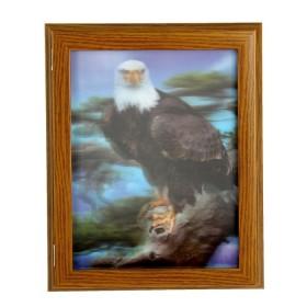 "Ключница 3D ""Гордый орел"" Элегант"