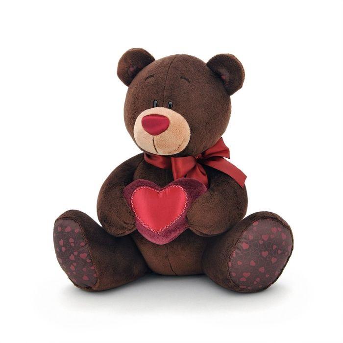 """Мягкая игрушка """"Choco с сердцем"""""""