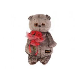 Басик с букетиком роз