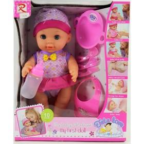 Кукла с аксессуарами Rong Long 8120