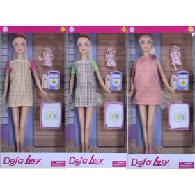 Кукла с аксессуарами,8357