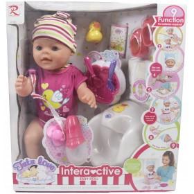 Кукла с аксессуарами Rong Long 8199