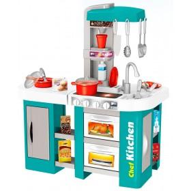 Игровая детская кухня Kitchen Chef 922-46 с водой