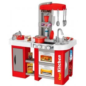 Игровая детская кухня Kitchen Chef 922-46A с водой
