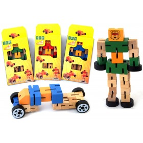 Трансформер деревянный