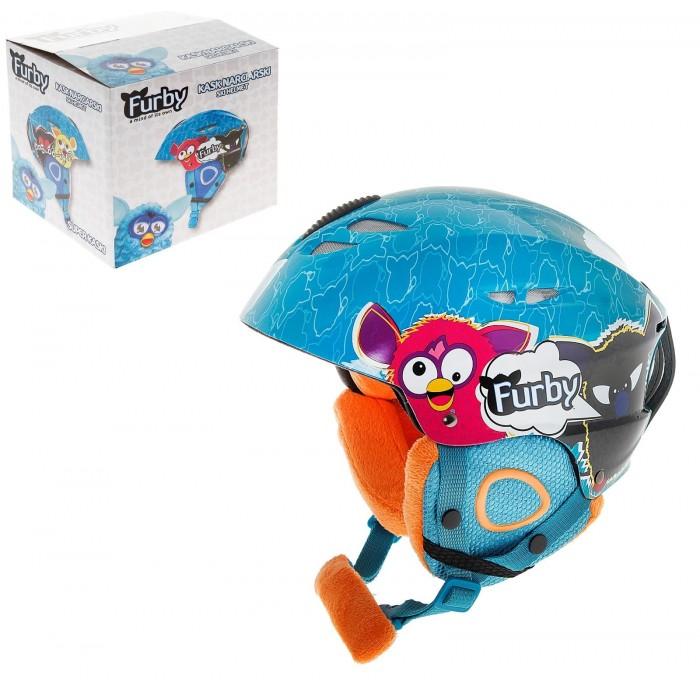 Шлем зимний Furby, размер S (48-54 см)