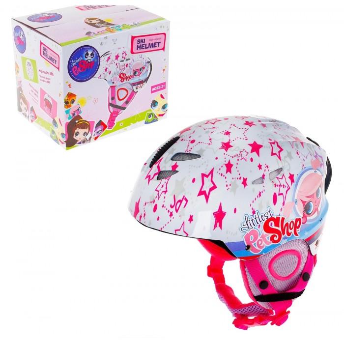 Шлем зимний Littlest Petshop, размер M (54-58 см)