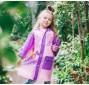 """Дождевик детский в чехле """"Прекрасная София"""", р-р M, рост 100-110 см"""