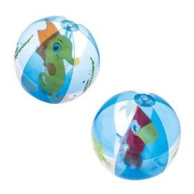 Мяч пляжный Аквариум от 2-х лет