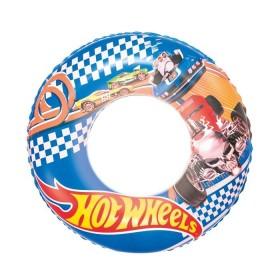 Круг для плавания Hot Wheels d=56см, от 3-6 лет