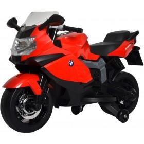 Электромотоцикл Chi Lok Bo BMW RS 1300 (красный)
