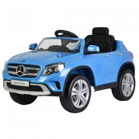 Электромобиль Chi Lok Bo Mercedes GLA голубой