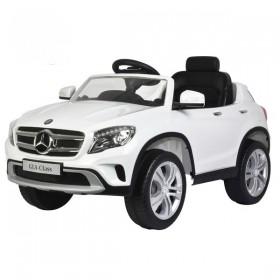 Электромобиль Chi Lok Bo Mercedes GLA белый
