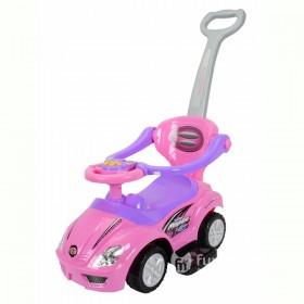 Автомобиль-каталка Chi Lok Bo Deluxe Mega Car(розовый)