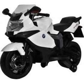 Электромотоцикл Chi Lok Bo BMW RS 1300 (белый)
