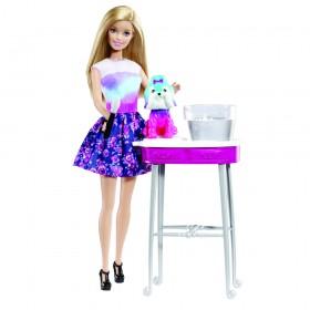 """Игровой набор """"Зоосалон"""" Mattel Barbie"""